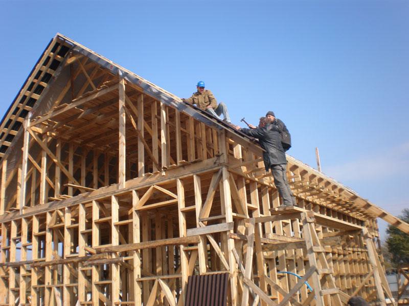 10 за каркасный деревянный дом город полтава