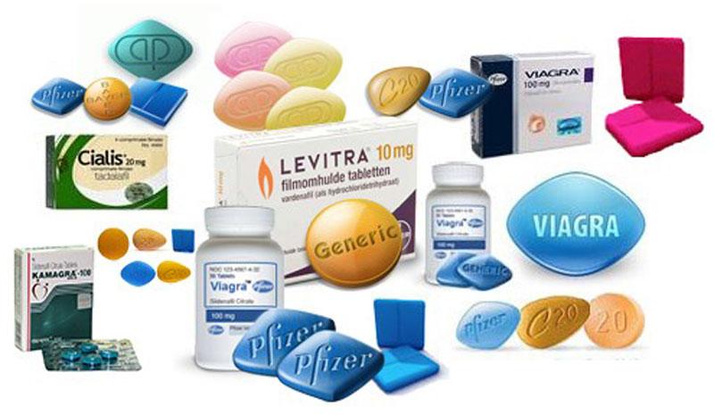 Препараты для лечения эректильной дисфункции
