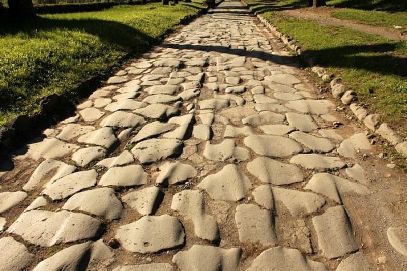 Древний рим картинки дороги